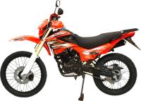 Мотоцикл Roliz Sport 005 (оранжевый) -