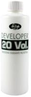 Эмульсия для окисления краски Lisap Developer 20 vol 6% (125мл) -