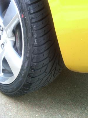 Летняя шина Hankook Ventus ST RH06 265/60R18 110V