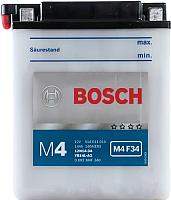 Мотоаккумулятор Bosch 12N14-3A 514011014 / 0092M4F340 (14 А/ч) -