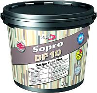 Фуга Sopro DF 10 №1060 (5кг, антрацит) -