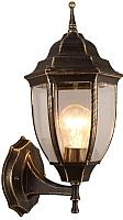Бра уличное Arte Lamp Pegasus A3151AL-1BN -