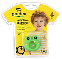Значок от насекомых Gardex Baby 0154 (со сменным картриджем) -