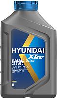 Моторное масло Hyundai XTeer Diesel Ultra C3 5W30 / 1011224 (1л) -
