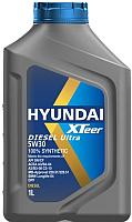 Моторное масло Hyundai XTeer Diesel Ultra 5W30 / 1011003 (1л) -