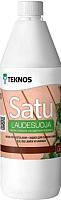Масло для древесины Teknos Satu Laudesuoja (1л) -