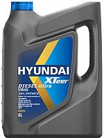 Моторное масло Hyundai XTeer Diesel Ultra 5W40 / 1061223 (6л) -