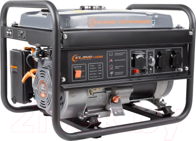 Бензиновый генератор Eland LA5500