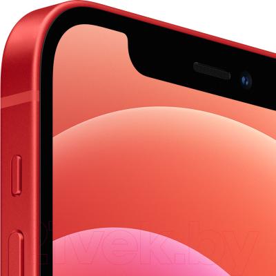 Смартфон Apple iPhone 12 64GB (PRODUCT)RED / MGJ73