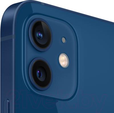 Смартфон Apple iPhone 12 64GB / MGJ83 (синий)