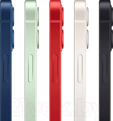 Смартфон Apple iPhone 12 Mini 128GB / MGE33 (черный)