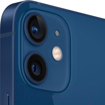 Смартфон Apple iPhone 12 Mini 128GB / MGE63 (синий)