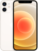 Смартфон Apple iPhone 12 Mini 256GB / MGEA3 (белый) -