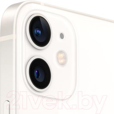 Смартфон Apple iPhone 12 Mini 256GB / MGEA3 (белый)