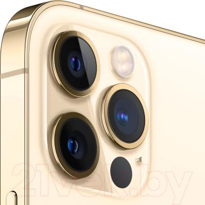 Смартфон Apple iPhone 12 Pro 128GB / MGMM3 (золото)