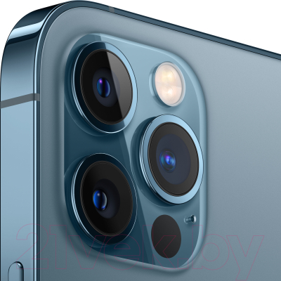 Смартфон Apple iPhone 12 Pro 256GB / MGMT3 (тихоокеанский синий)