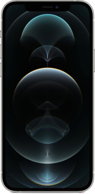 Смартфон Apple iPhone 12 Pro 512GB / MGMV3 (серебристый)