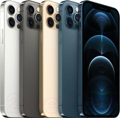 Смартфон Apple iPhone 12 Pro 512GB / MGMW3 (золото)