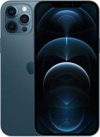Смартфон Apple iPhone 12 Pro Max 256GB / MGDF3 (тихоокеанский синий) -