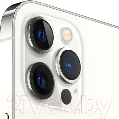 Смартфон Apple iPhone 12 Pro Max 512GB / MGDH3 (серебристый)