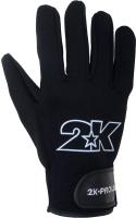 Перчатки 2K Sport GoldLake / 127205 (XXL, черный) -