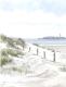 Картина Orlix Белый песок / CA-12959 -