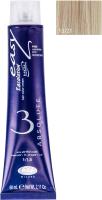 Крем-краска для волос Lisap Escalation Easy Absolute 3 10/21 (60мл, экстра светлый блондин платиновый) -