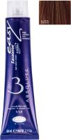 Крем-краска для волос Lisap Escalation Easy Absolute 3 5/03 (60мл, светло-каштановый натуральный золотой) -