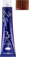 Крем-краска для волос Lisap Escalation Easy Absolute 3 6/03 (60мл, темный натуральный блондин золотистый) -