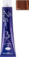 Крем-краска для волос Lisap Escalation Easy Absolute 3 7/03 (60мл, натуральный блондин золотистый) -