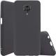 Чехол-накладка Case Matte для Redmi Note 9 Pro/Redmi Note 9S (черный) -