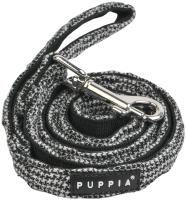 Поводок Puppia Gaspar / PAUD-AL1861-BK-M (черный) -