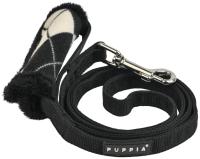 Поводок Puppia Jaden / PAUD-AL1843-BK-M (черный) -