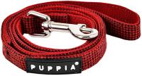 Поводок Puppia Puppytooth / PATD-AL1764-WN-M (бордовый) -