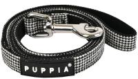 Поводок Puppia Puppytooth / PATD-AL1764-BK-M (черный) -