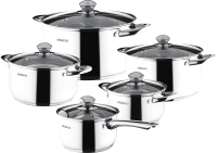 Набор кухонной посуды Ardesto Gemini Gourmet / AR1910PS -