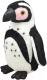 Мягкая игрушка All About Nature Африканский пингвин / K7411-PT -