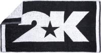 Полотенце 2K Sport Barri 60x120 / 115904 (L, черный/белый) -