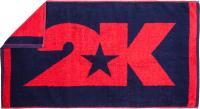Полотенце 2K Sport Barri 60x120 / 115904 (L, темно-синий/красный) -