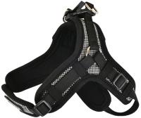 Шлея Puppia Puppytooth / PATD-HX1764-BK-M (черный) -