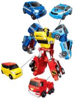 Робот-трансформер Ziyu Toys L015-62 -