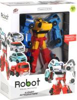 Робот-трансформер Ziyu Toys L015-54 -