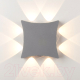 Бра уличное Elektrostandard 1631 Techno LED (серый) -