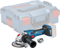 Профессиональная угловая шлифмашина Bosch GWS 18V-15 C (0.601.9H6.000) -