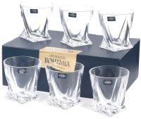 Набор стаканов Bohemia Quadro 9K7/2K936/0/99A44/340-669 (6шт) -