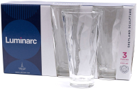 Набор стаканов Luminarc Shetland Sculpture P2766 (3шт) -