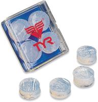 Беруши для плавания TYR Soft Silicone Ear Plugs / LEP -