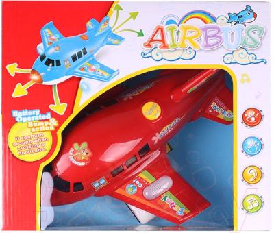 Самолет игрушечный Darvish DV-T-1692