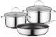 Набор кухонной посуды Bosch HEZ9SE030 -
