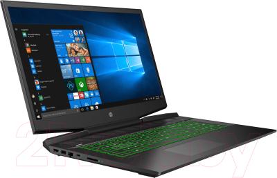 Игровой ноутбук HP Pavilion Gaming 17-cd1062ur (22Q97EA)